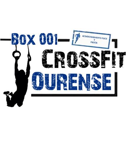 Logo Crossfit Ourense