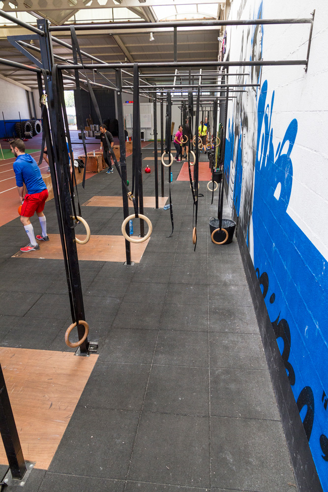 Box CrossFit Ourense